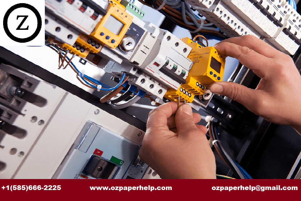 ACCY901 Electrical Company Overview