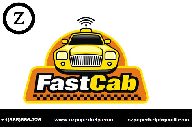 ISY2001 FastCab Case Study