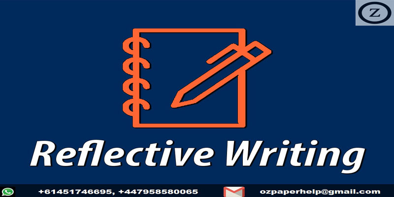 Reflective Writing Assignment