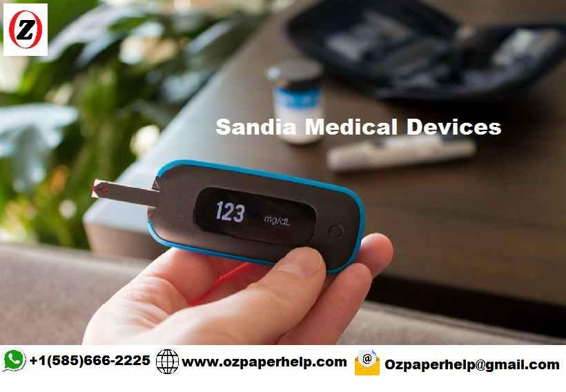ITC203 Sandia Medical Devices