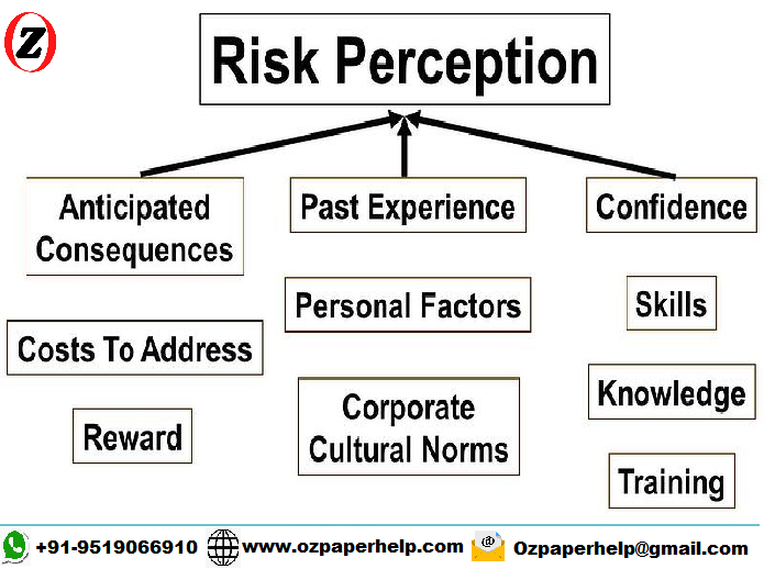 RSK80003 Risk Perception Analysis Assignment Help