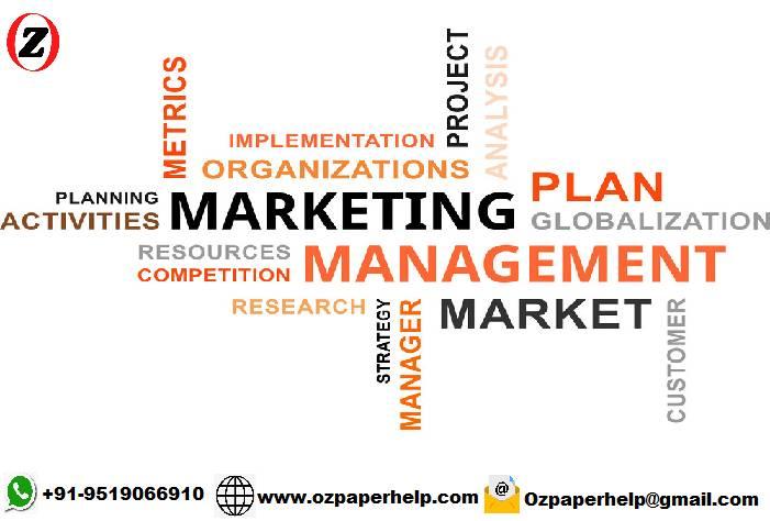 HI5004 Marketing Management Assignment Help