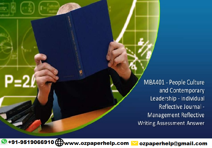 MBA401 Guidelines Assignment Help
