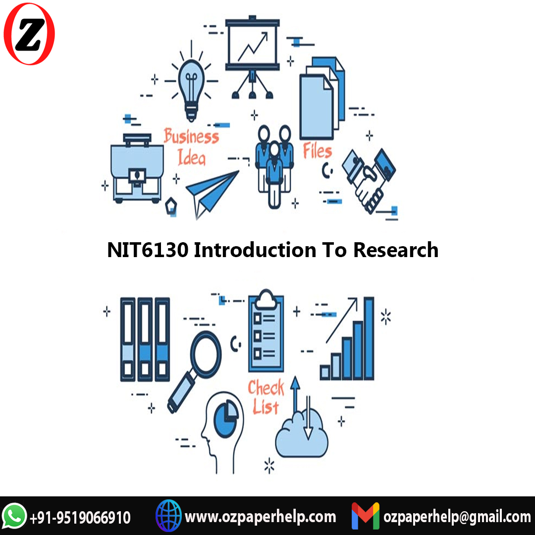 NIT6130 Introduction To Research Assignment Help