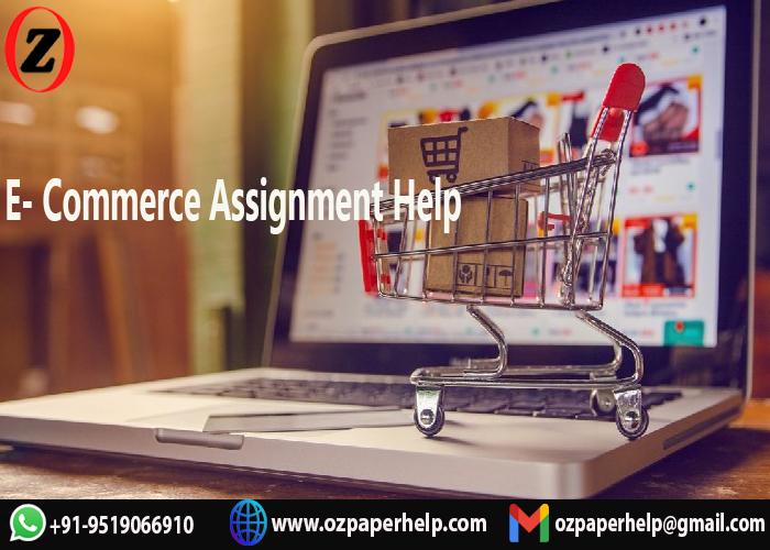 E-Commerce Assignment Help Australia