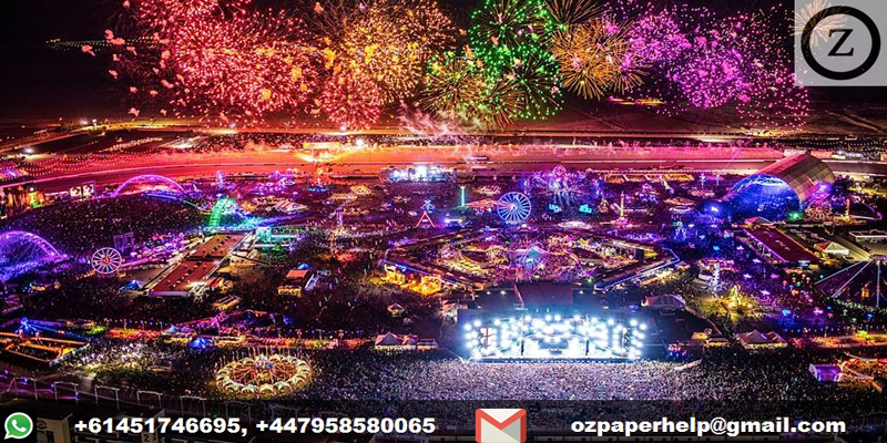 FESTIVAL AND EVENT MANAGEMENT