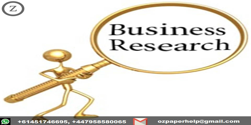 BUSINESS PROJECT RESEARCH