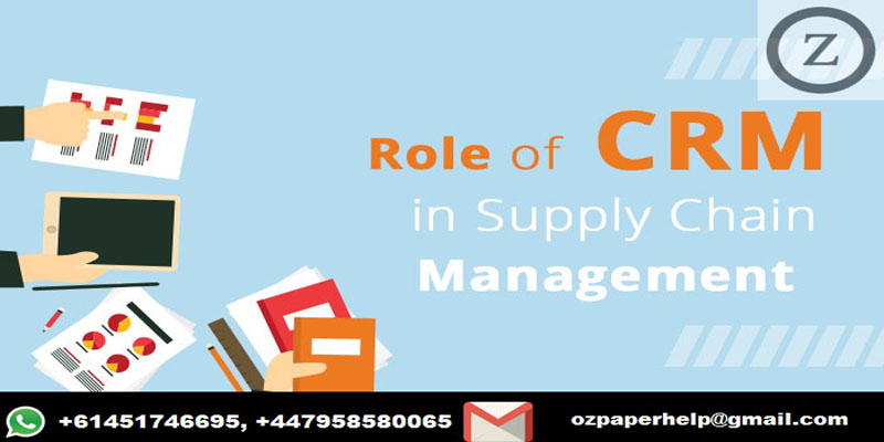 SUPPLY CHAIN AND CRM