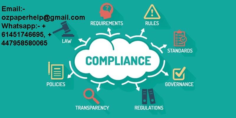 HI6026 Audit, Assurance and Compliance