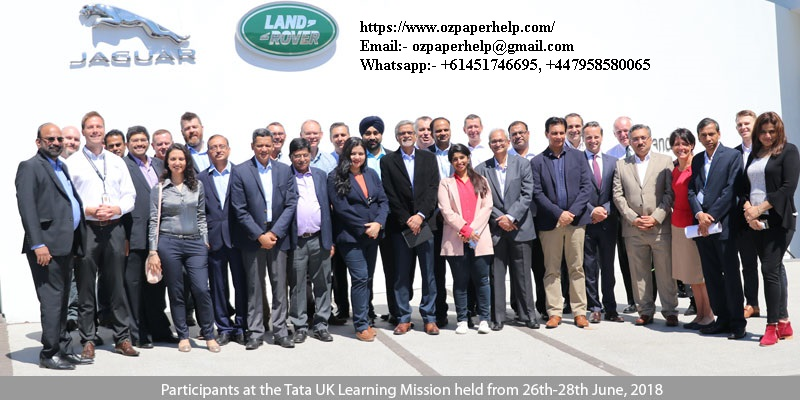 MANAGEMENT ACCOUNTING TATA MOTORS (JAGUAR)
