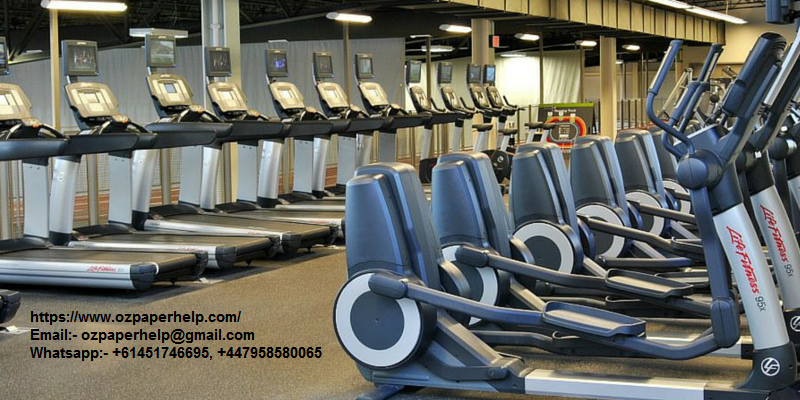 Business Plan on Fitness Gym