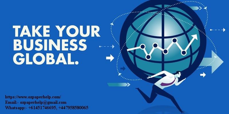 International trading business
