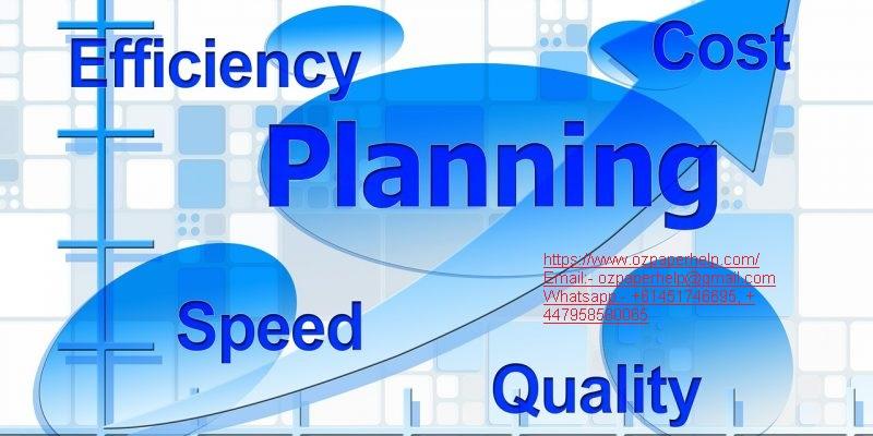 Strategic Analysis of organizations
