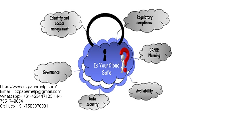 Cloud privacy and security