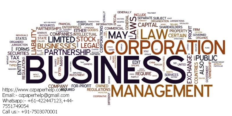 Corporation Law of Australia