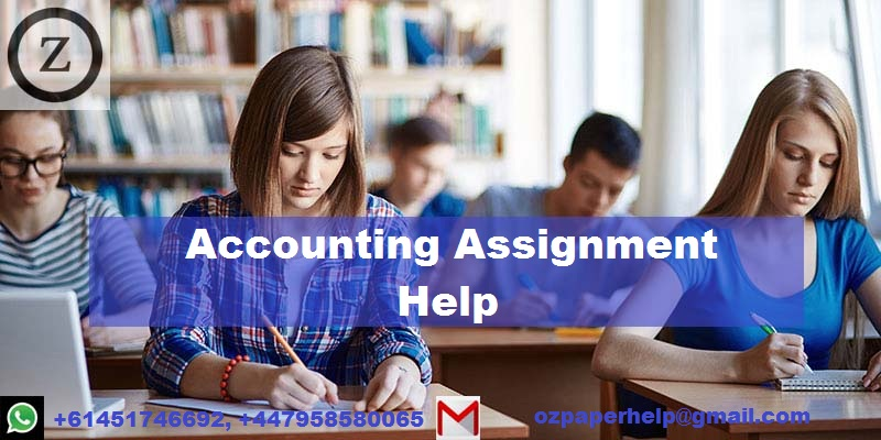 Corporate Accounting Assignment Uk