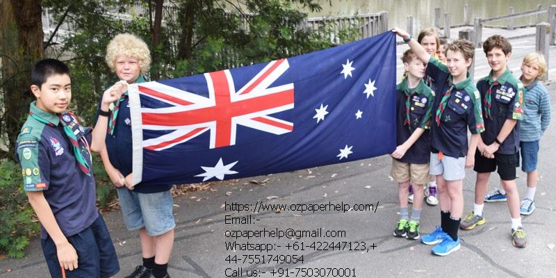 ENVIRONMENTAL SCAN: AUSTRALIA