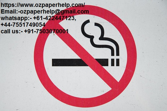 SMOKING CESSATION SUPPORT YOUNG PEOPLE