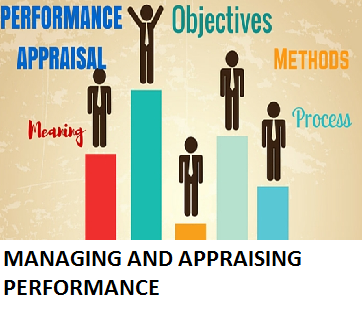 MANAGING AND APPRAISING PERFORMANCE