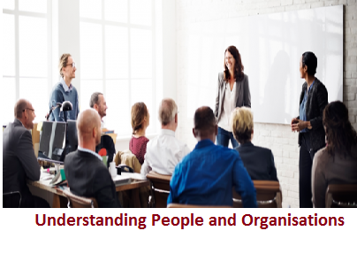 Understanding People and Organisations