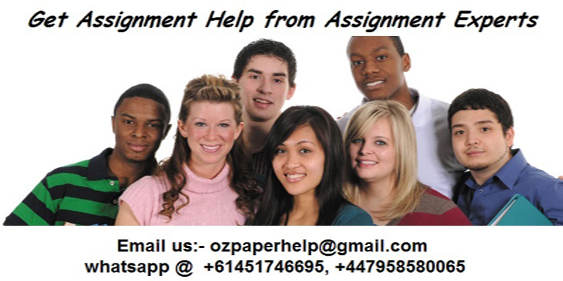 Assignment Help: Let the Expert Help You