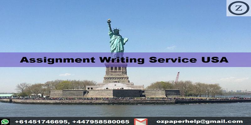 Assignment Writing Service USA