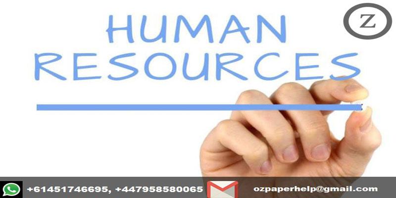 HR Dissertation Help