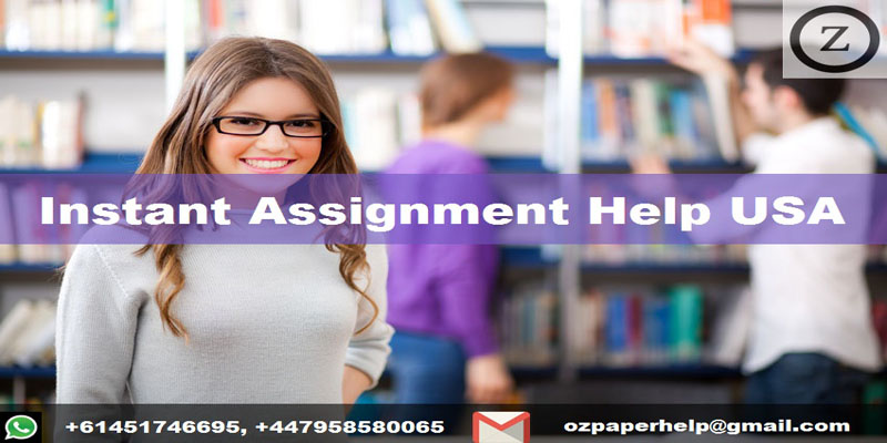 Instant Assignment Help USA