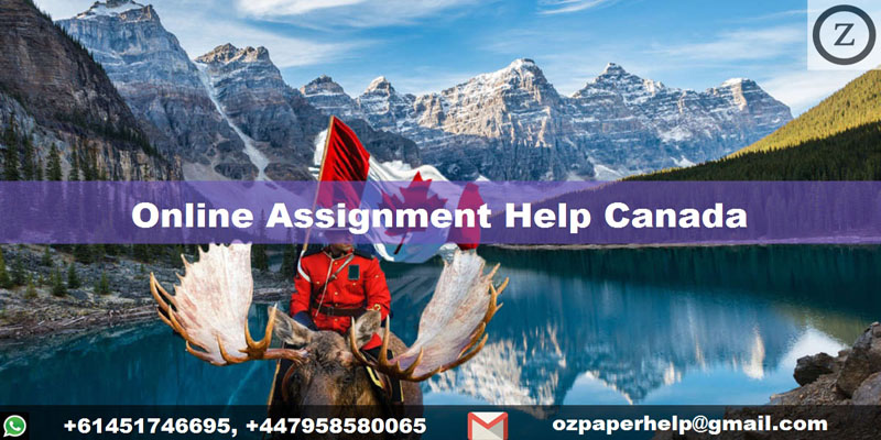 Online Assignment Help Canada