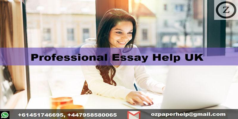 Professional Essay Help UK