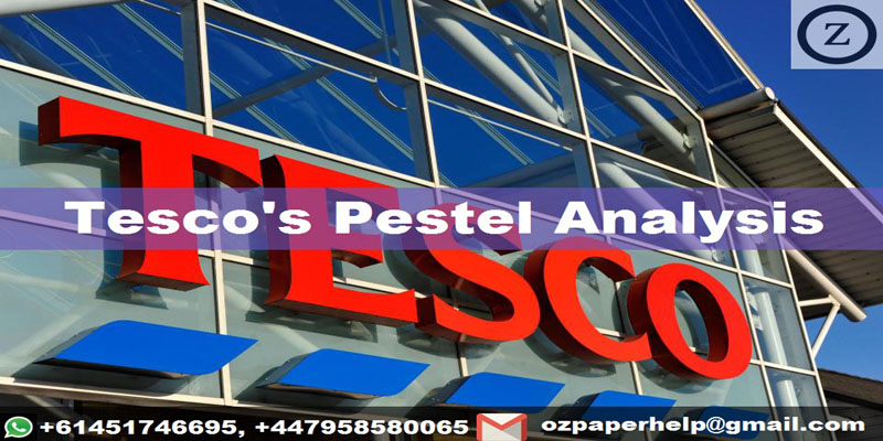 Tesco Pestel Analysis