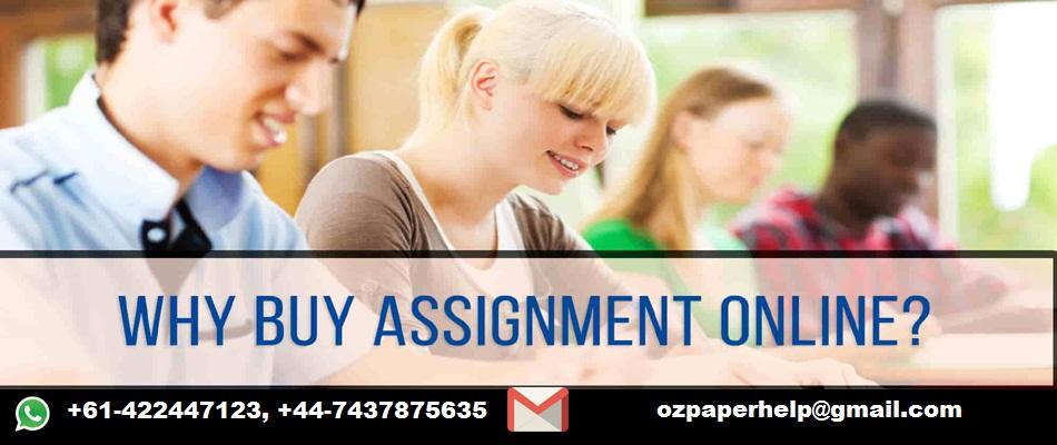 Buy Assignment Help