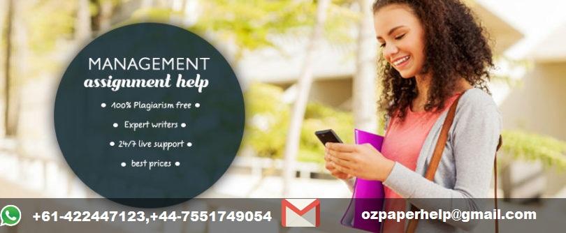 Management Assignment Help UK