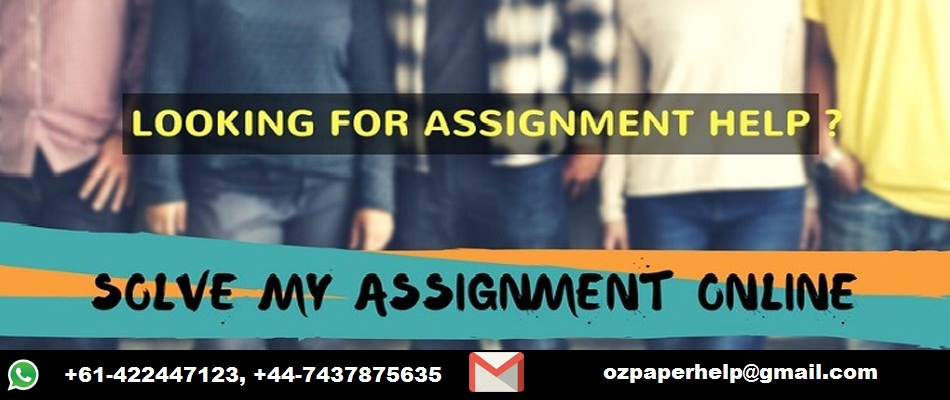 Solve My Assignment Service