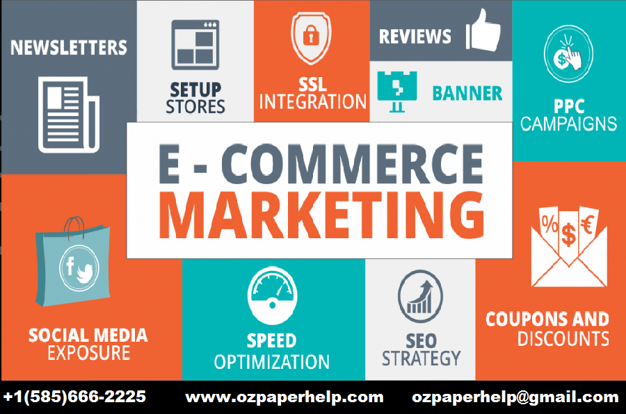 E-Commerce Marketing Assignment Help