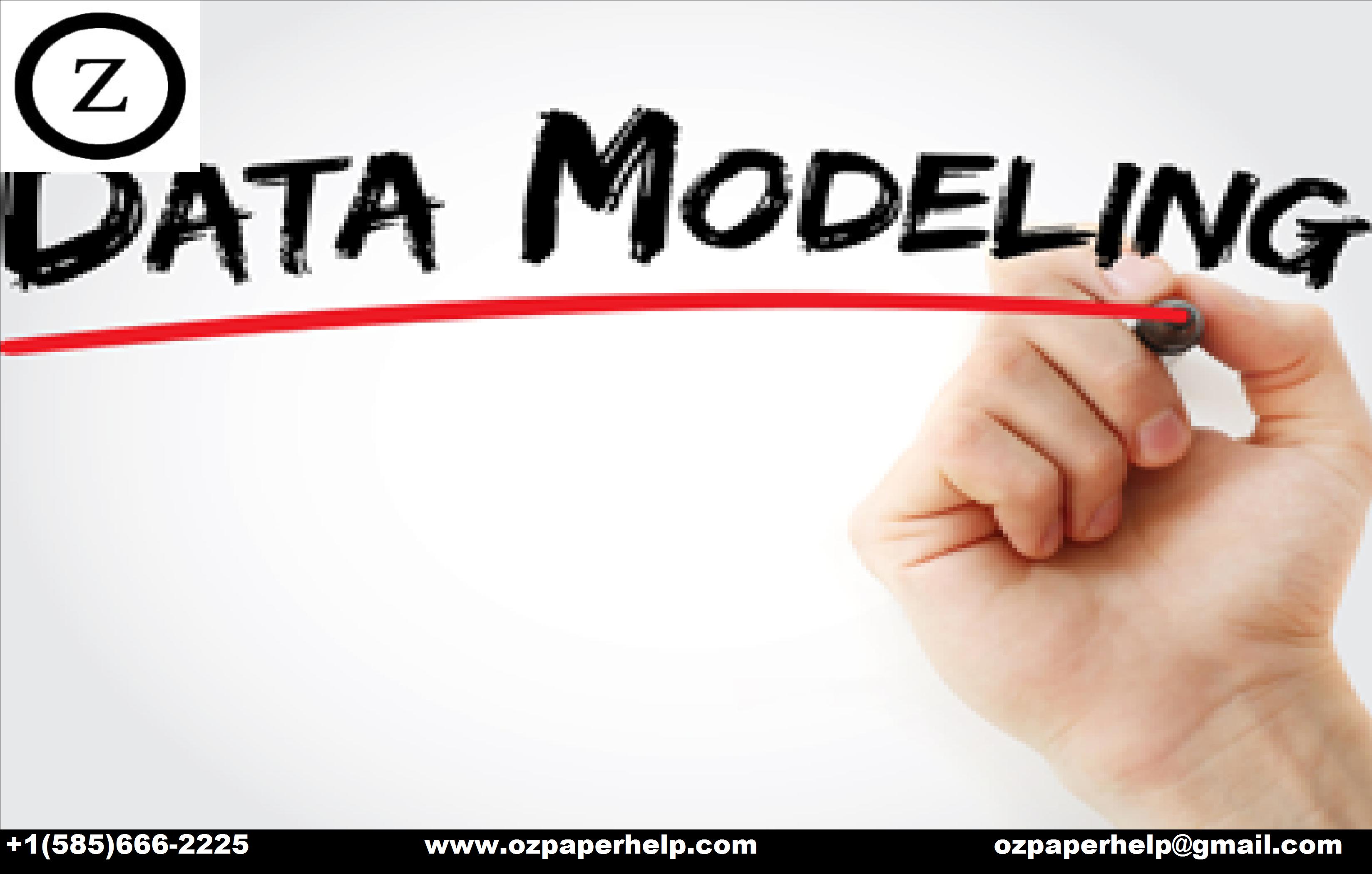 Critically Compare Different Data Models