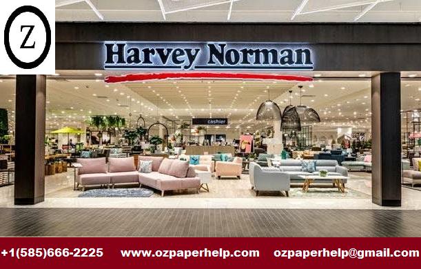 Harvey Norman Marketing Assignment Help