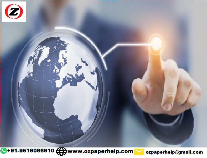 Management Organizations In Global Environment Assignment Help