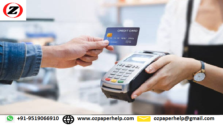 Credit card security measures Assignment Help