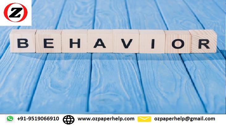 Organizational Behavior Culture Assignment Help