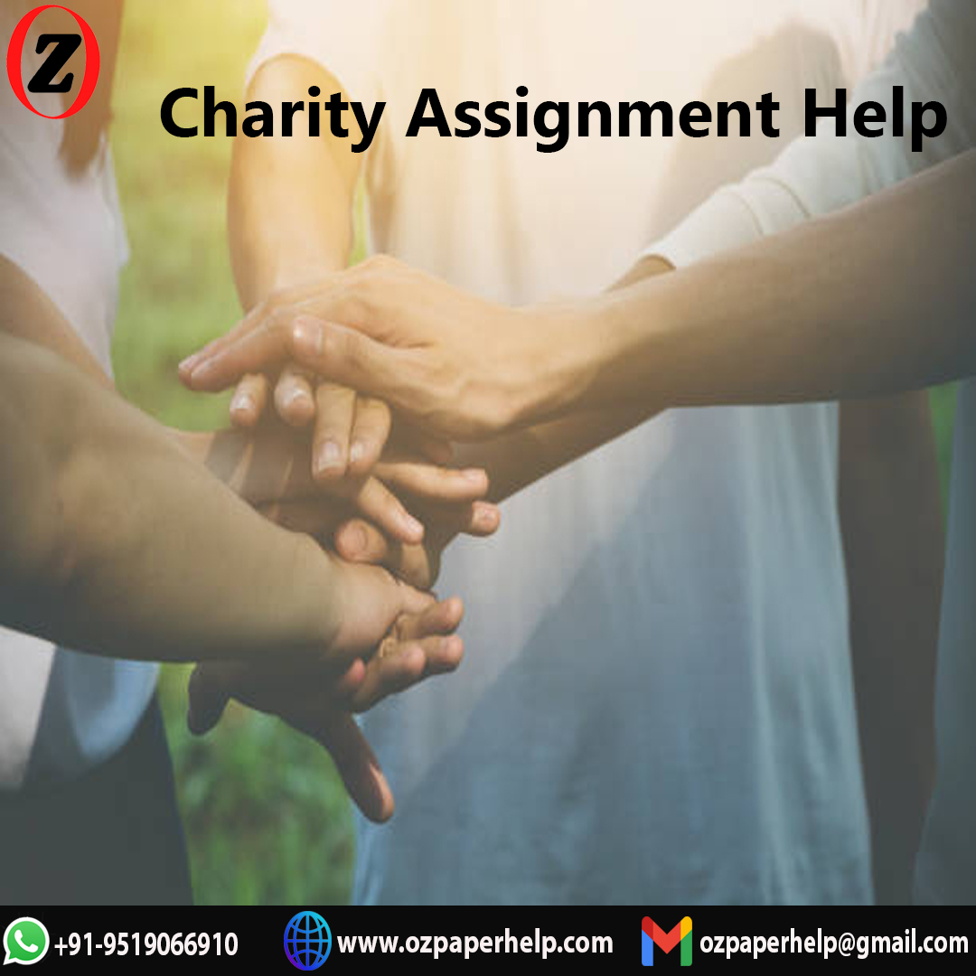 Charity Assignment Help UK