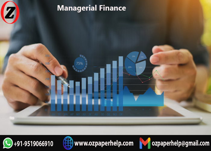 Managerial Finance Assignment Help Uk
