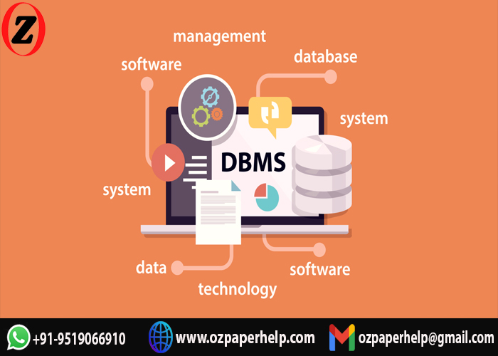 Database Management Project Assignment Help