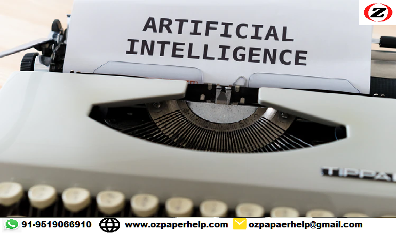 Special Issue Artificial Intelligence Assignment Help Uk