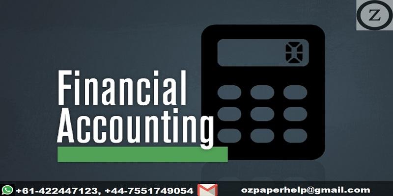 CW ACC701 Accounting Financial