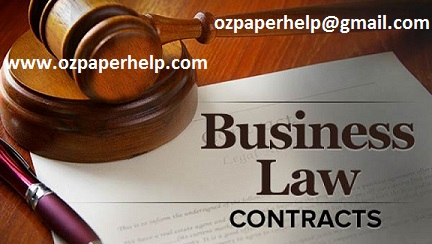 Business Law Structures Assignment Help