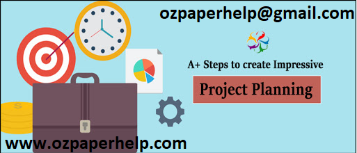 Project Planning Assignment Help