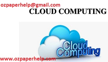Computing Project Assignment Help