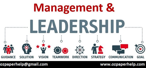 Leadership Management Assignment Help