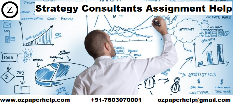 Strategy Consultants Assignment Help